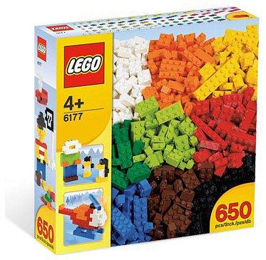 LEGO LEGO ® 4+ Alapelemek-Deluxe (6177)
