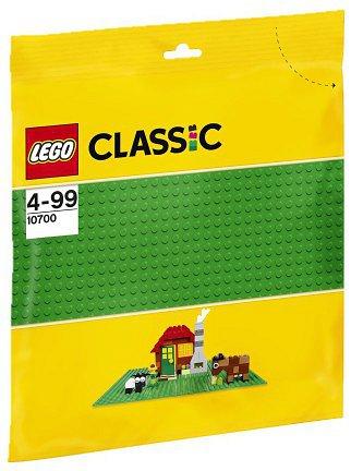 LEGO ® Classic Zöld alaplap (10700)
