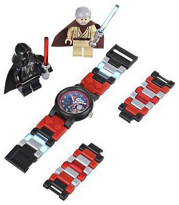LEGO® Óra Darth Vader és Obi Wan karóra (8020387) - 220kocka.hu a4df534148