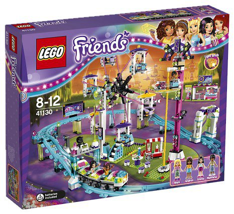 LEGO ® Friends Vidámparki hullámvasút (41130)
