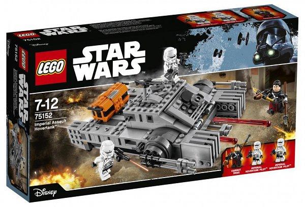 e244b26a0b LEGO® Star Wars™ Wars Birodalmi légpárnás támadóhajó (75152) - 220kocka.hu