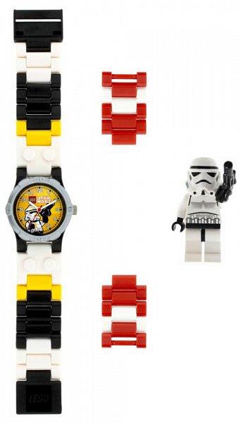 LEGO® Óra Star Wars Stormtrooper karóra (8020325) - 220kocka.hu 0e10835603