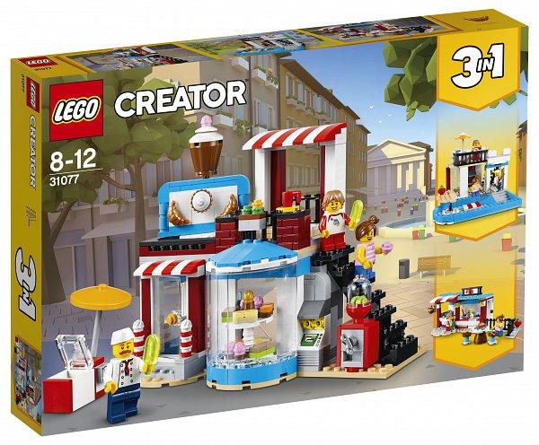 LEGO® Creator Lego Moduláris édes meglepetések (31077) - 220kocka.hu d26c9b179e