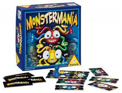 Piatnik Monstermania (600692)