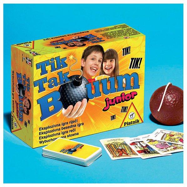 Piatnik Tick Tack Bumm Junior (744969)