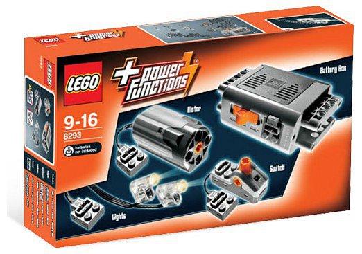 LEGO Power Functions motorkészlet (8293)