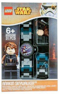 LEGO Star Wars Anakin Skywalker karóra (8020288) - 220volt.hu dd9b57e3a7