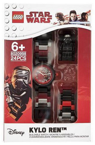 LEGO Star Wars Kylo Ren karóra (8020998) - 220volt.hu c63de25064