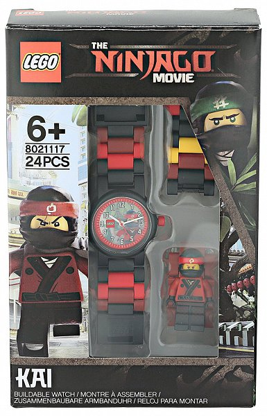 LEGO The Ninjago Movie Kai karóra (8021117) - 220volt.hu 49386428a9